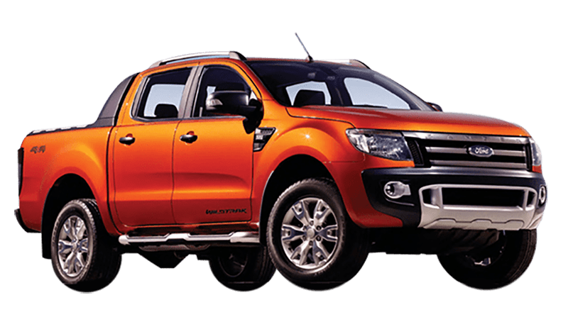 Luchtvering voor ford ranger - Trapmann air suspension