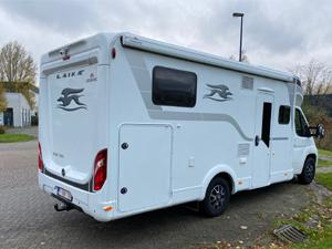 Camping-car Laika sur chassis Citroën Jumper | Trapmann Air Suspension Belgique