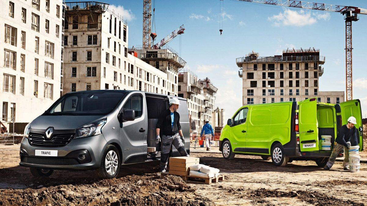 Luchtvering voor Renault Trafic | Trapmann Air Suspension