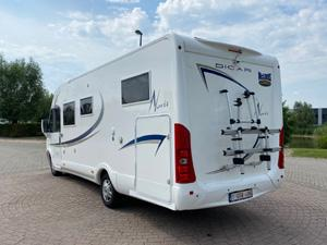 Mc Louis motorhome met hulpluchtvering | Trapmann Air Suspension