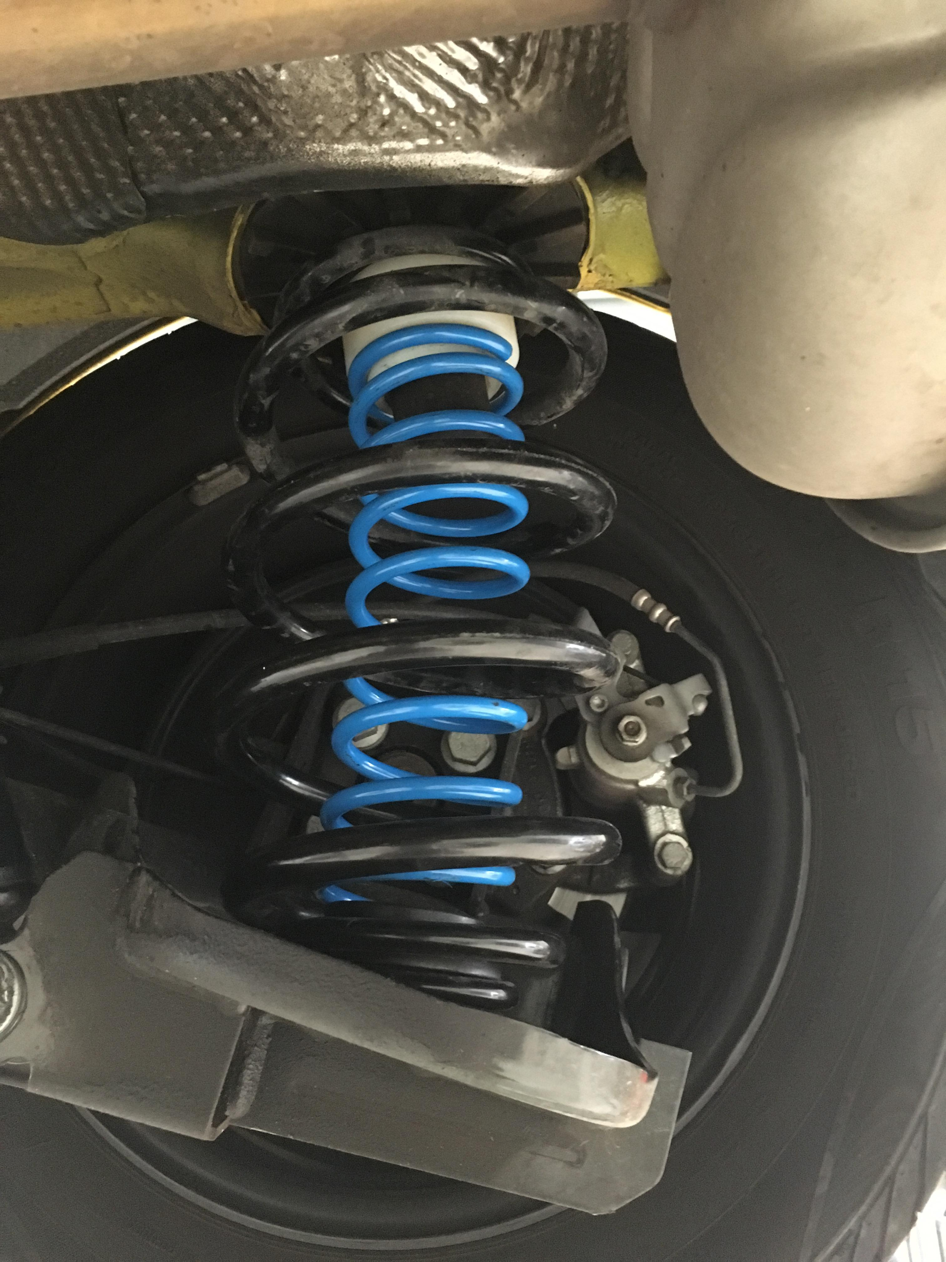 Suspension renforcée pour Renault Kangoo | Trapmann Air Suspension