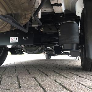 Suspension pneumatique pour Mercedes Sprinter 5Ton | Trapmann Air Suspension