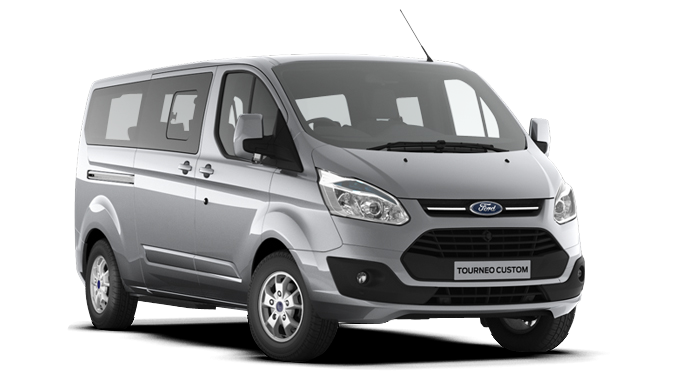 Luchtvering op Ford Tourneo Custom | Trapmann Air suspension