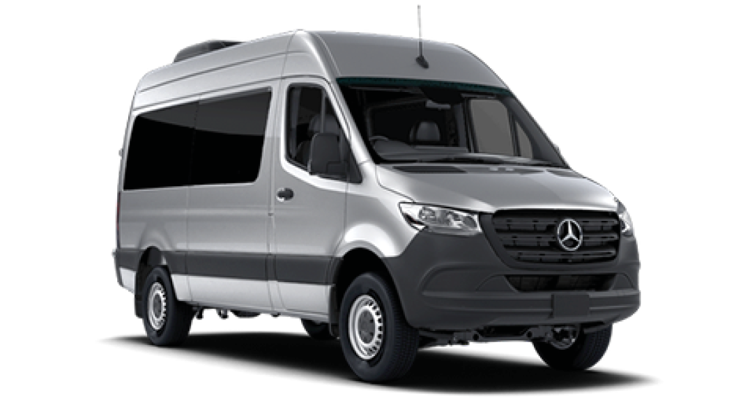 Suspension pneumatique pour Mercedes Sprinter | Trapmann Air Suspension
