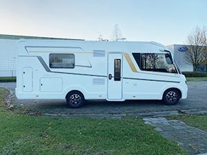 Luchtvering Eura Mobil mobilhome | Trapmann Air Suspension