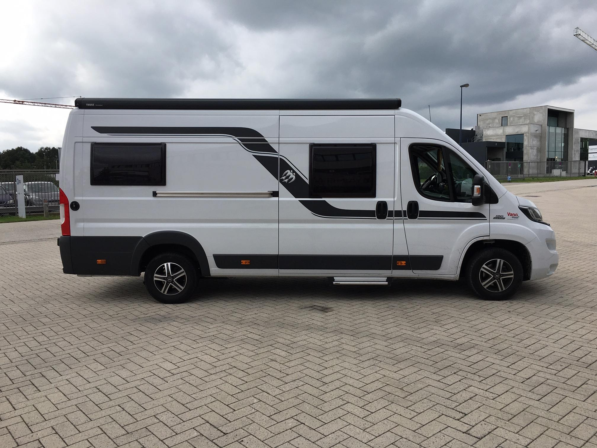 volautomatische luchtvering Knaus campervan | Trapmann Air Suspension