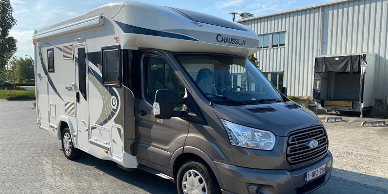 Hulpluchtvering voor Chausson Ford camper | Trapmann Air Suspension