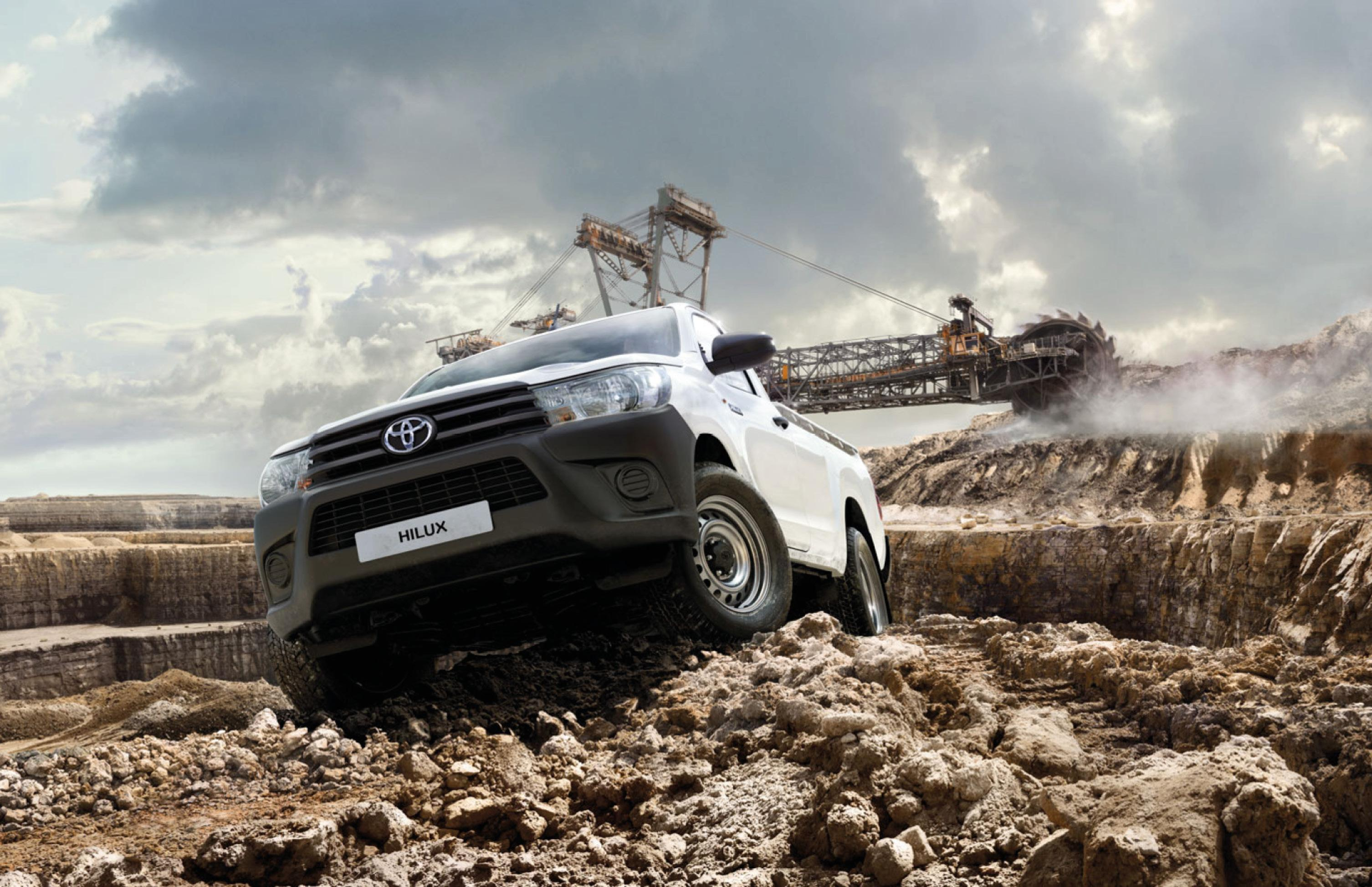 Luchtvering voor Toyota | Trapmann Air Suspension