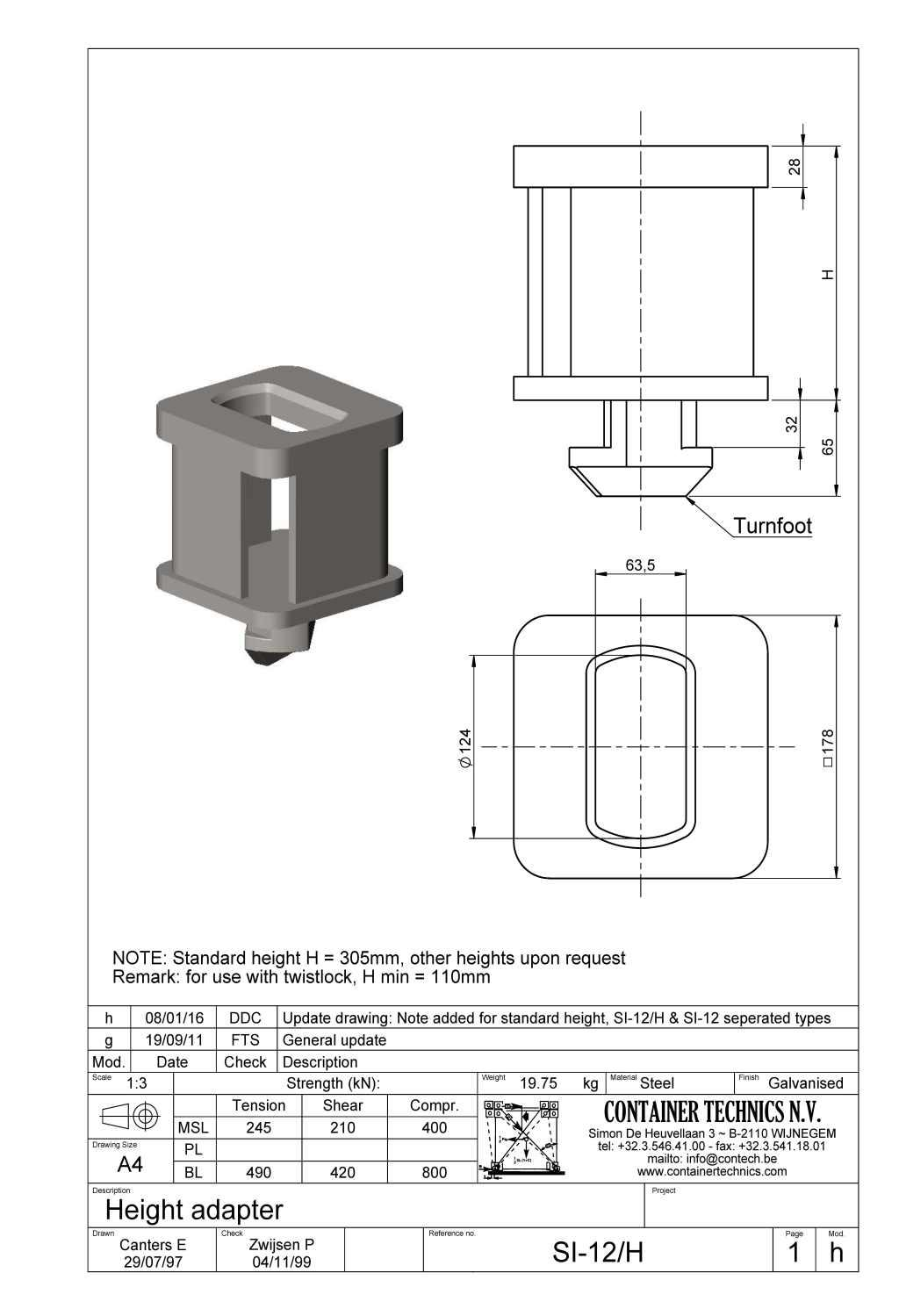 SI-12-height-adapter-ISO-turnfoot