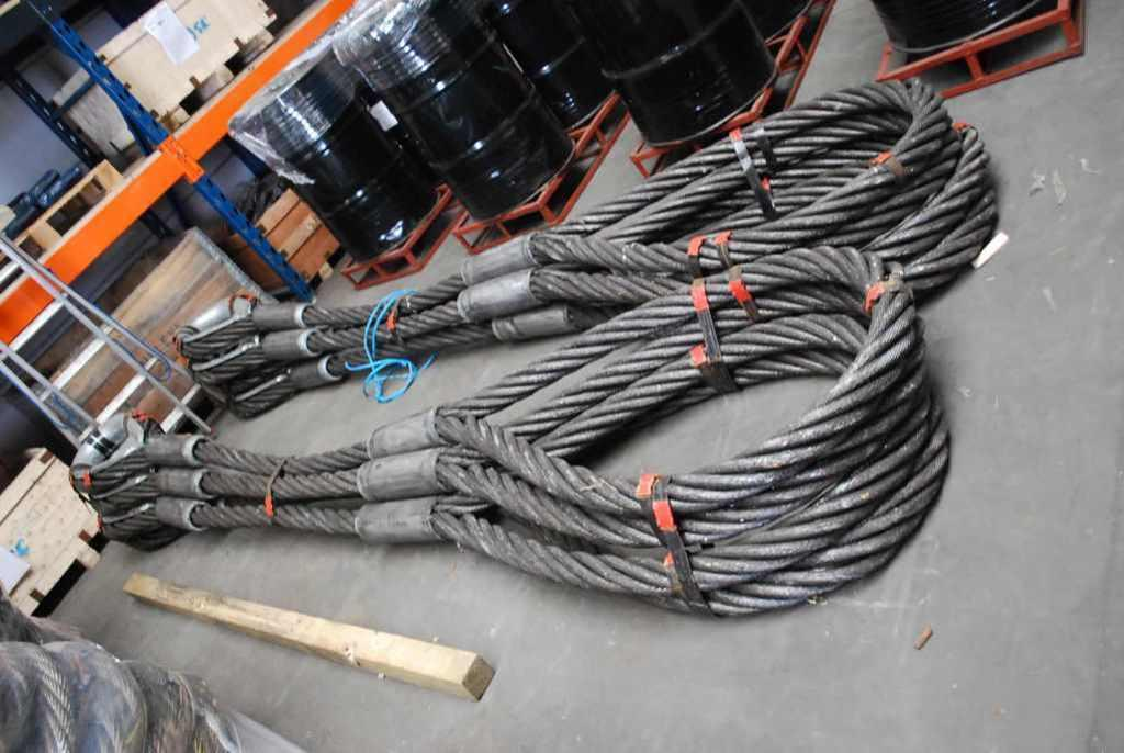 HOIST WIRE ROPE / Slings