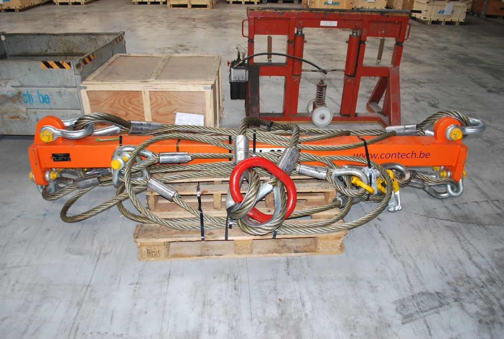 MK-5/40 BOTTOM LIFTING GEAR FOR 40' CONTAINERS
