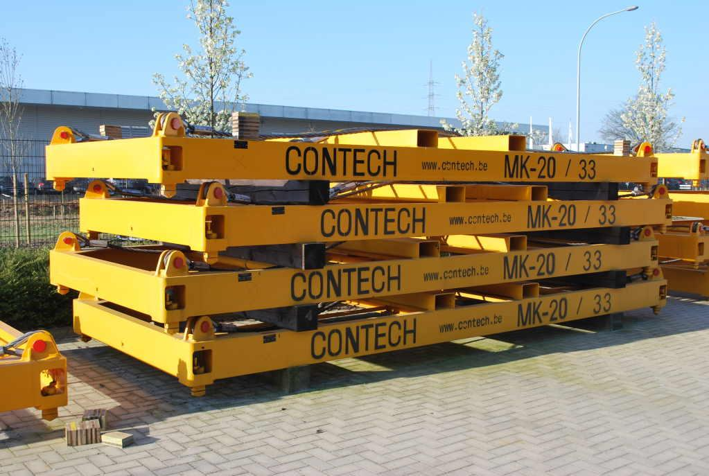 mk-20 LIFTING CONTAINER SPREADER