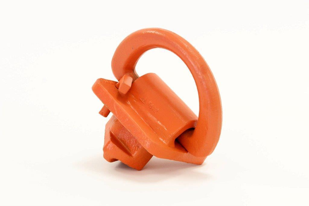 LE-3 TURN FOOT D-RING
