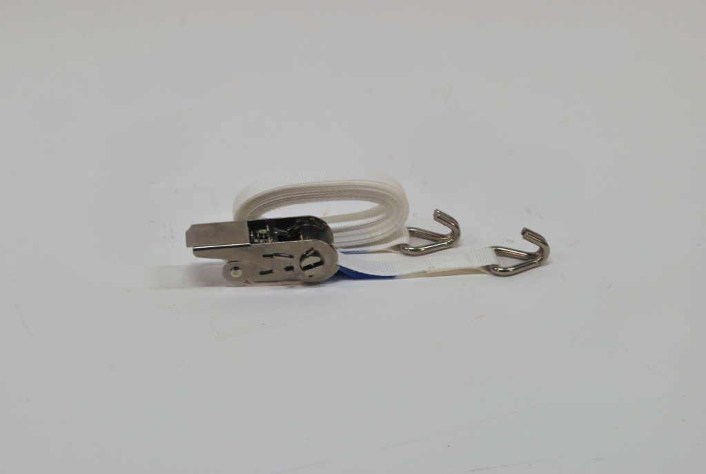 RR-32/25 WEBBING WITH INOX HARDWARE 25mm HOOK / HOOK