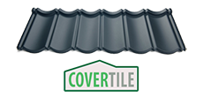 Covertile dakpanelementen